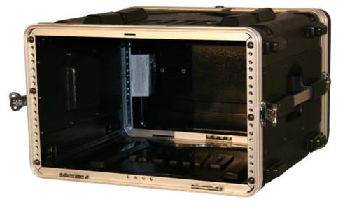 GR-6L Gator Cases 6U Audio Rack Standard Molded GR6L (GR-6L)