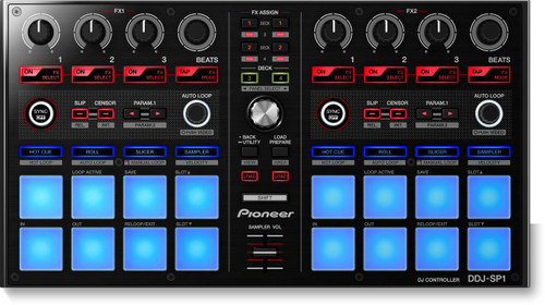 Pioneer DJ DDJ-SP1 Controller Designed For Serato