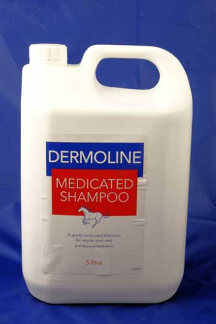 Dermoline Medicated Shampoo
