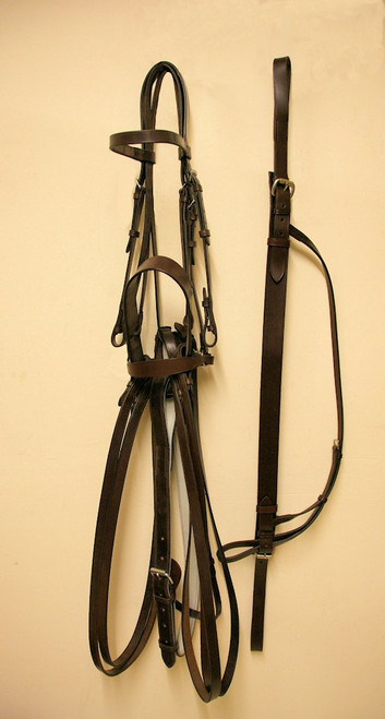 Complete Polo Bridle Set