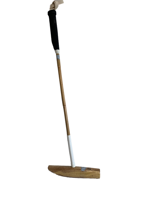 Foot Mallet with Natural Varnish Finish