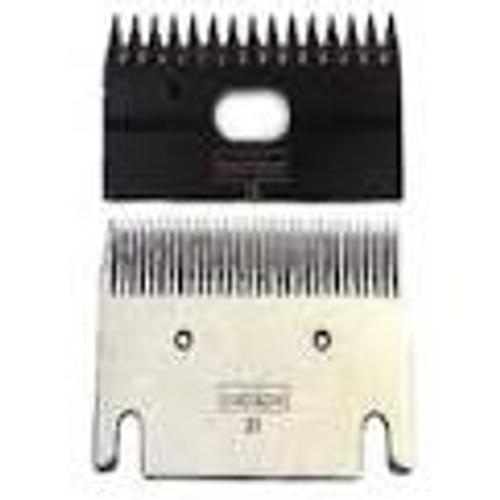 Heiniger standard clipper blades