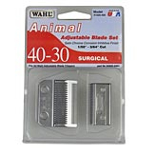 Wahl/Oster ear replacement blades No.40