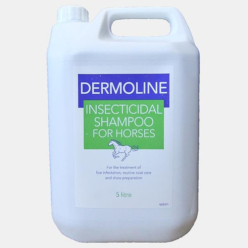 4d88a8ca5ed Dermoline Insecticidal shampoo