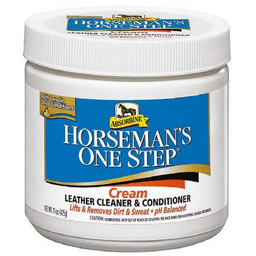 2cb80905d2b Horseman One step tack conditioner