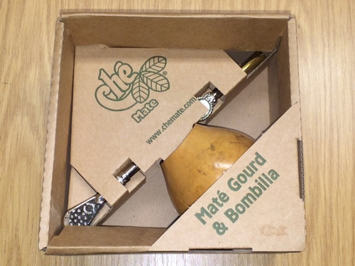Mate & Bombilla Kit in box set