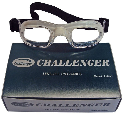 Challenger Lensless Eye Guard