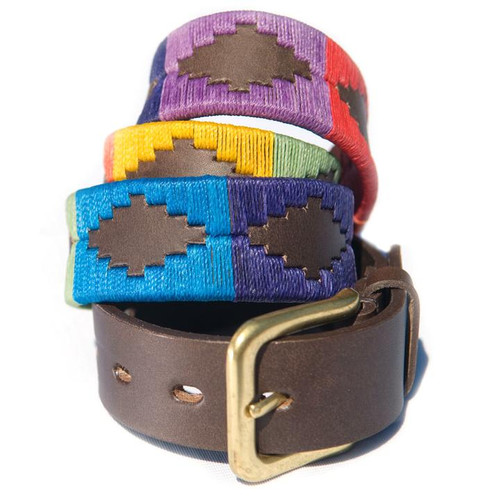 Argentine Belt - Multi Colour