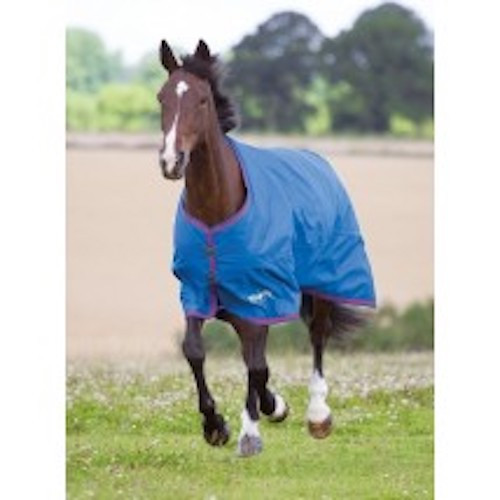 Suitable for cool nights and days when a heavier weight rug is too warm, or for hardy horses in colder weather. Key features: ShireTex 600 denier ripstop, waterproof and breathable outer with taped seams, blanket set chest fastenings, adjustable cross surcingles, adjustable fillet strap, tail flap. Durable, dependable, excellent value! Tempest Original rugs offer exceptional value for those wanting a good, dependable turnout rug.Suitable for cool nights and days when a heavier weight rug is too warm, or for hardy horses in colder weather.