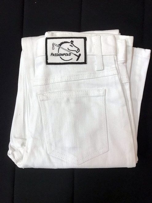 Passion Polo Ladies Jeans Size 14 Only