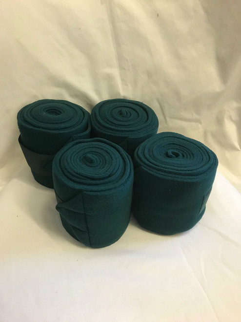 Keeneland Dark Green Polo Bandage