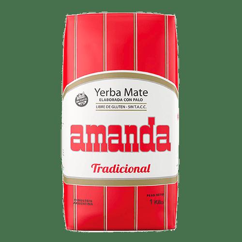 Amanda Yerba Mate 1kg