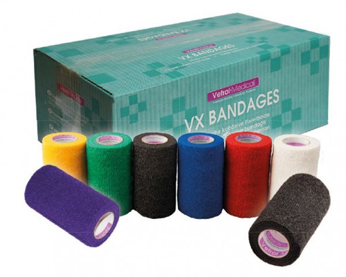 VX100 Cohesive Bandage (Box of 18)