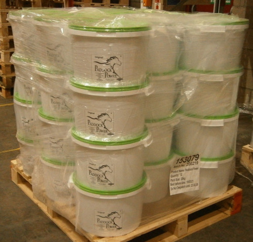 Paddock Power Horse Lick 16 x 20kg Tubs