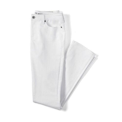 Ladies White Jeans Size 8