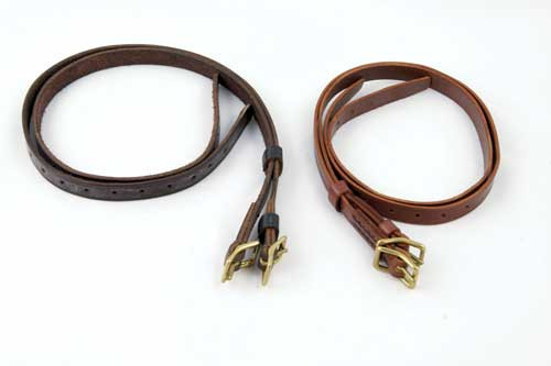 Leather Spur Straps for Prince of Wales Spurs
