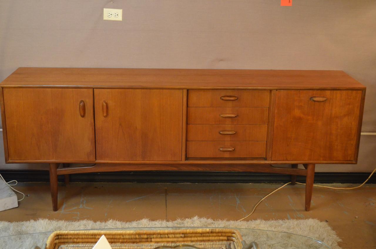 Danish Modern Credenza For Sale : Mid century modern vintage g plan teak credenza grind house
