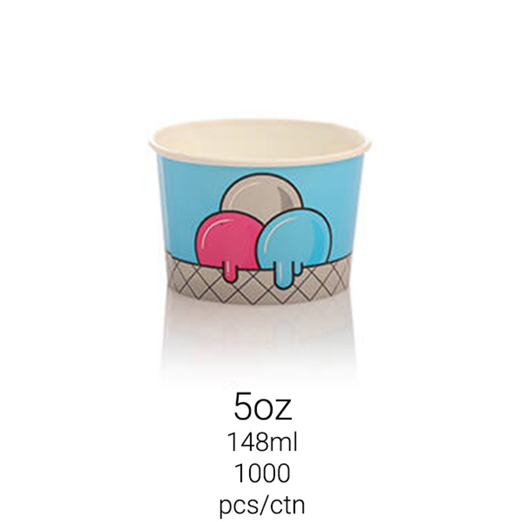Ice Cream Cup 5oz