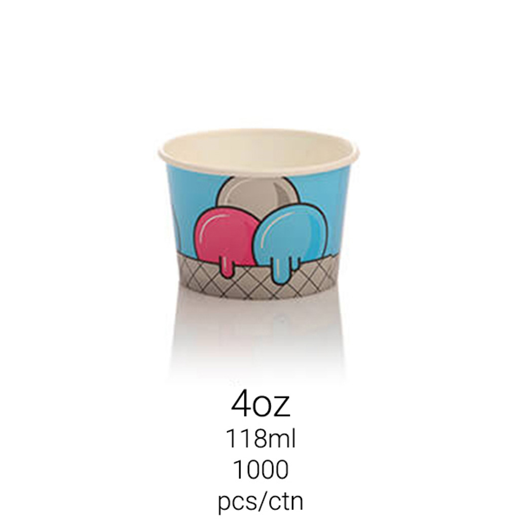 Ice Cream Cup 4oz