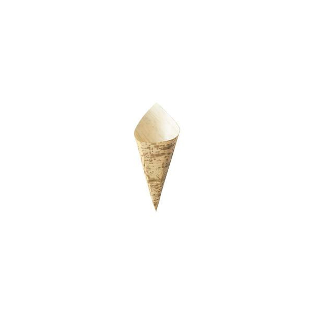 "Bamboo Sheath Cone Medium Disposable  2"" x 5""- 2 oz"