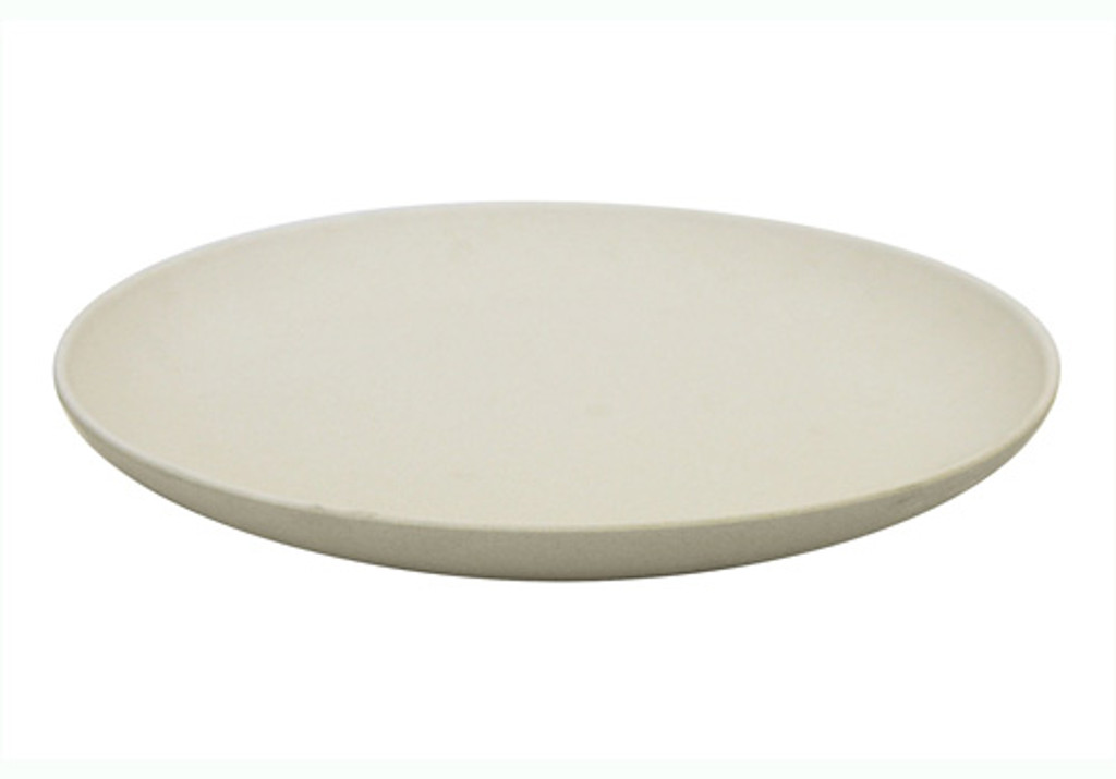 Bambooware Double Wall Plate Reusable 10""