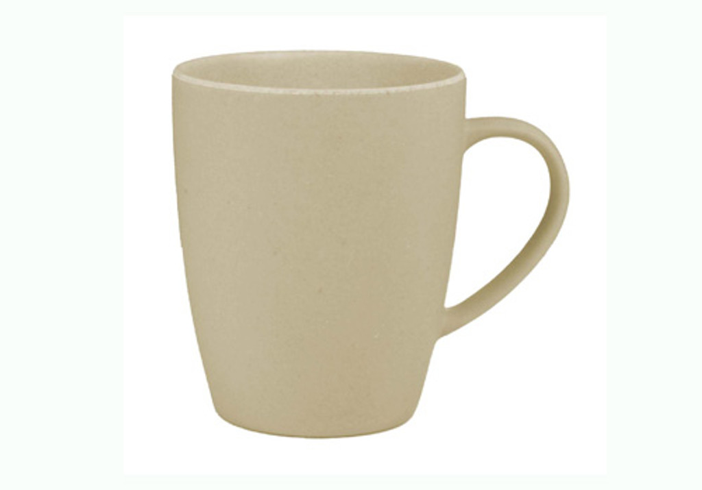 Bambooware Double Wall Round Coffee Cup 12 oz