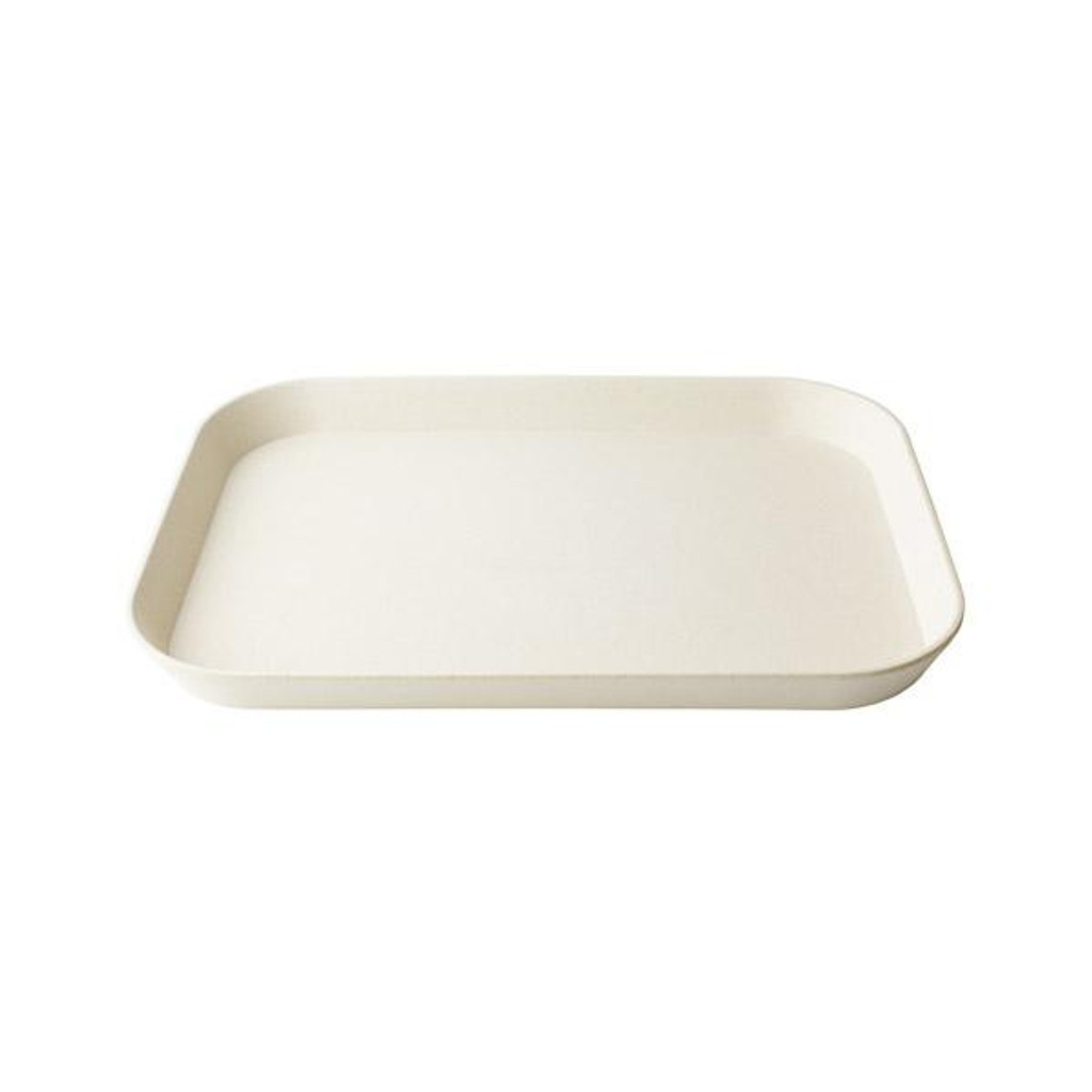 "Malibu Serving Tray Rectangle Reusable 13.75"" x 9.9"""