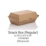 Snack Box (Regular)