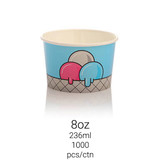 Ice Cream Cup 8oz