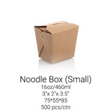Noodle Box Small - 16ox/460ml