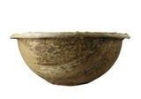 Bamboo Sheath Bowl Round Disposable 12.4""