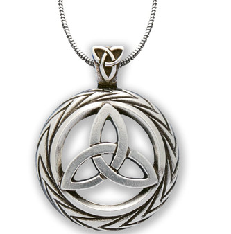 Triquetra (Trinity Knot ) Pendant – Celtic Traditions