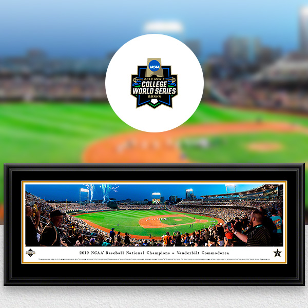 Vanderbilt Commodoes Panoramic Posters and Fan Cave Decor