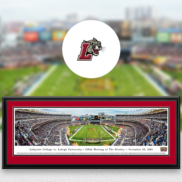 Lafayette Leopards Panoramic Posters and Fan Cave Decor