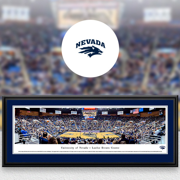 Nevada Wolf Pack Panoramic Posters and Fan Cave Decor
