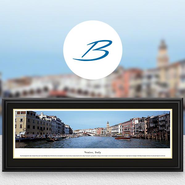 Venice, Italy City Skyline Panoramic Wall Art