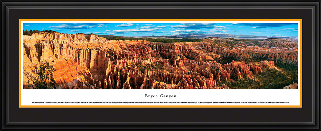 Bryce Canyon Panoramic Picture