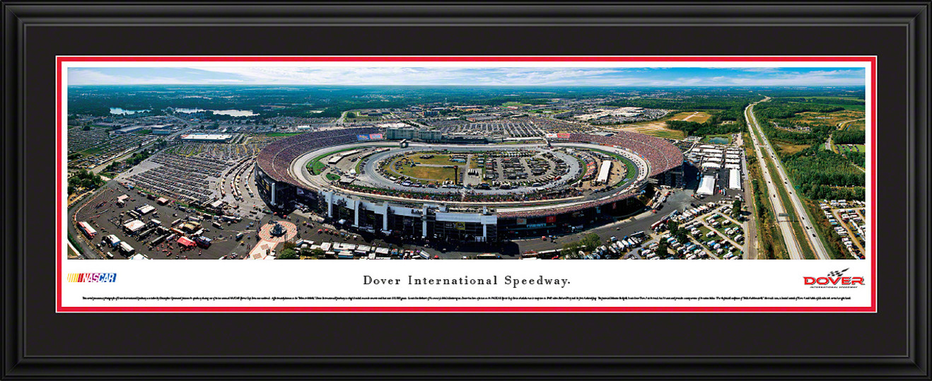 Dover International Speedway Panoramic Picture