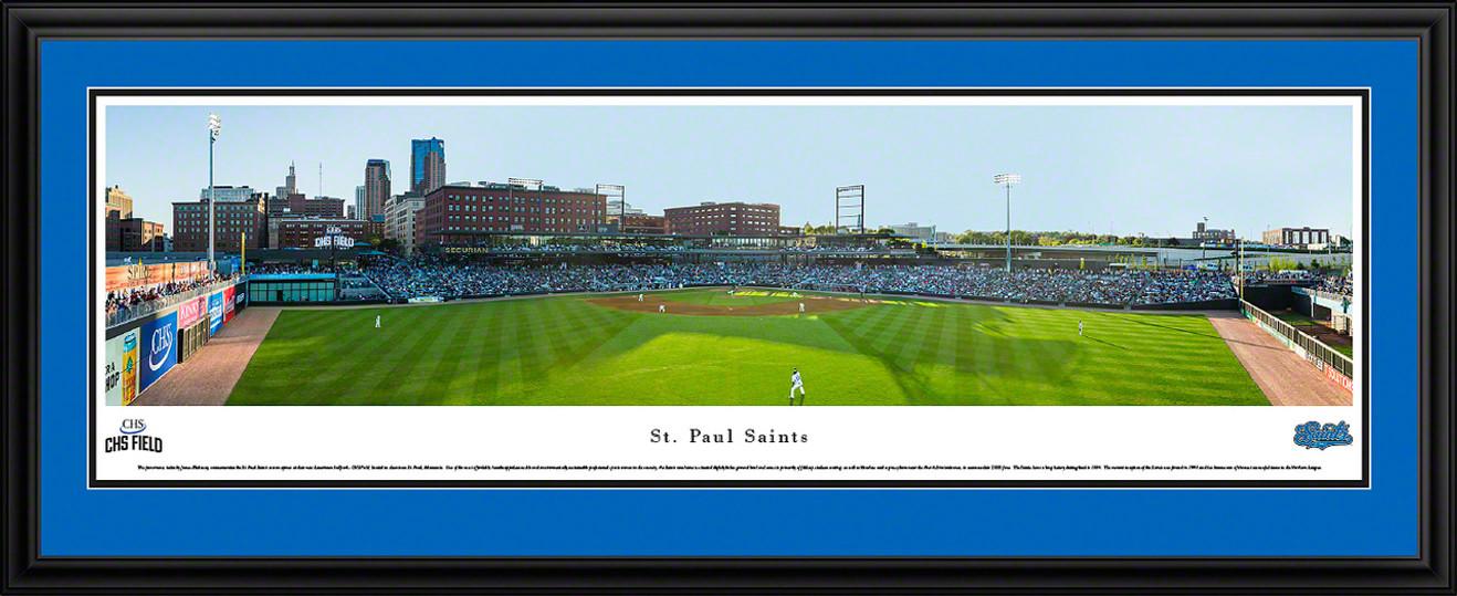 St. Paul Saints Panoramic Picture