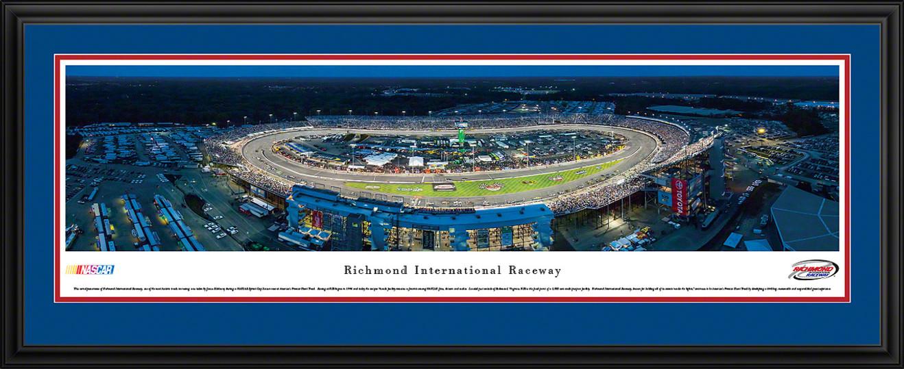 Richmond International Raceway Panoramic Picture