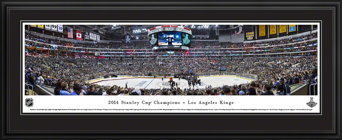 2014 Stanley Cup Panoramic - Los Angeles Kings