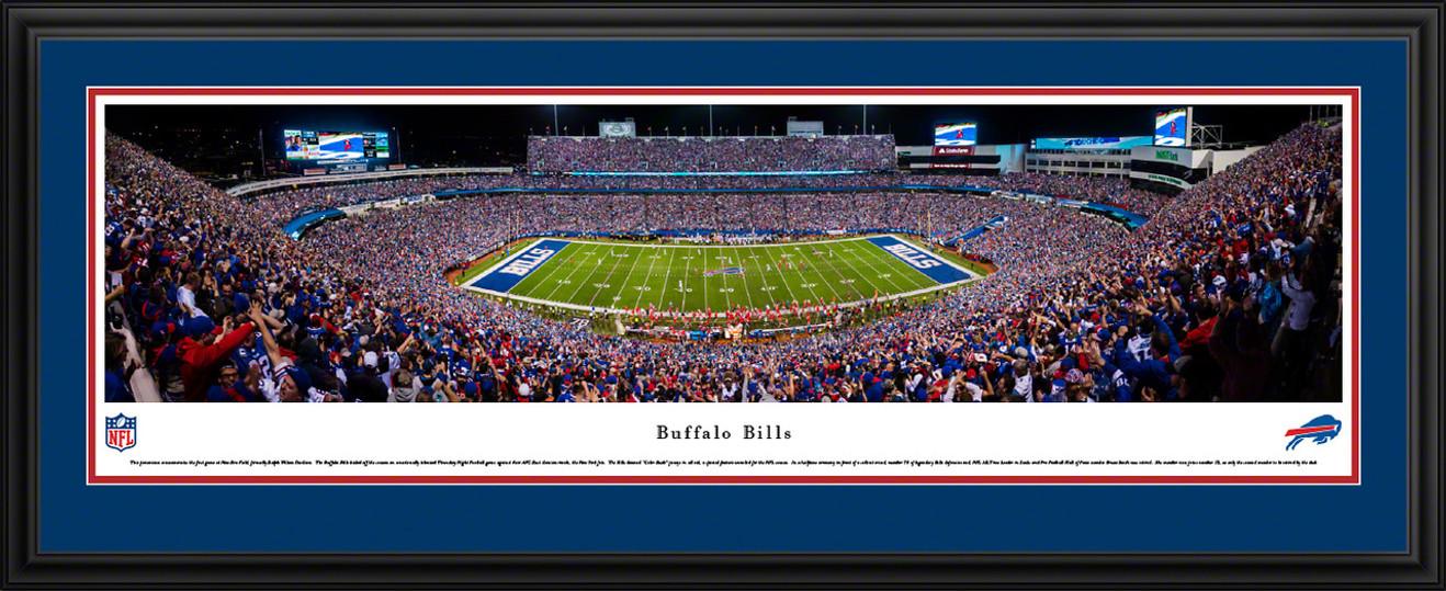 Buffalo Bills Panoramic Picture - New Era Field Panorama