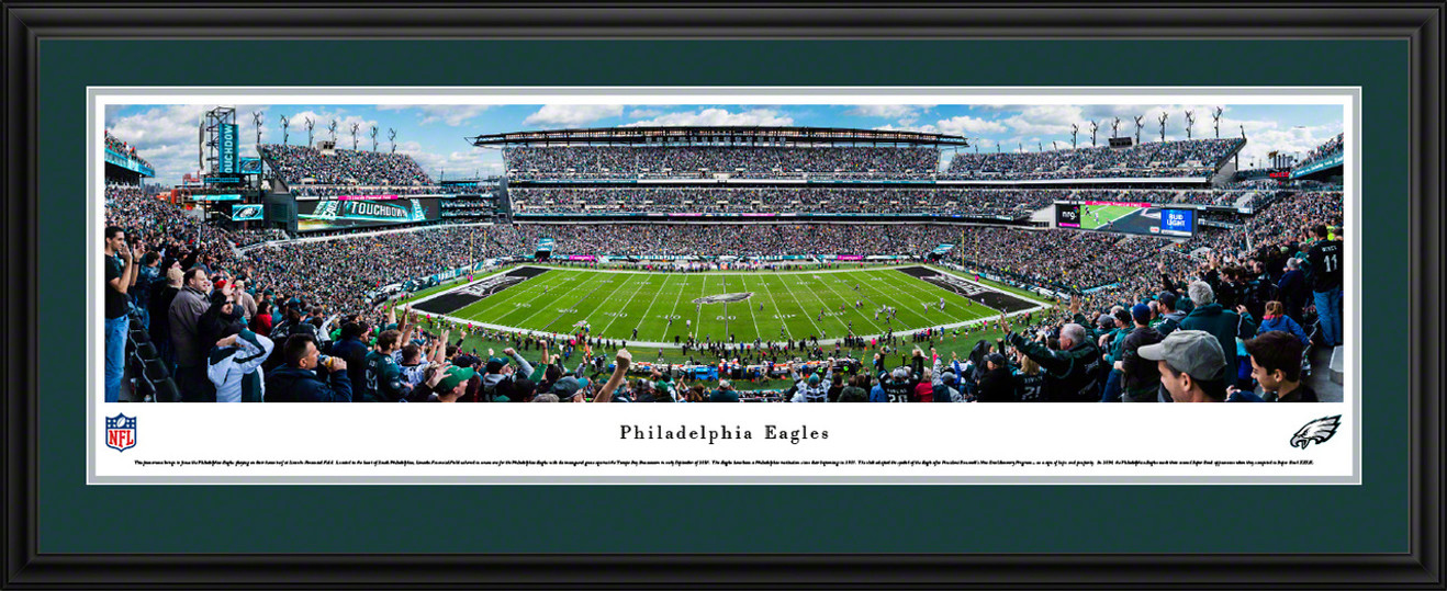 Philadelphia Eagles Panoramic Picture - Lincoln Financial Field Panorama