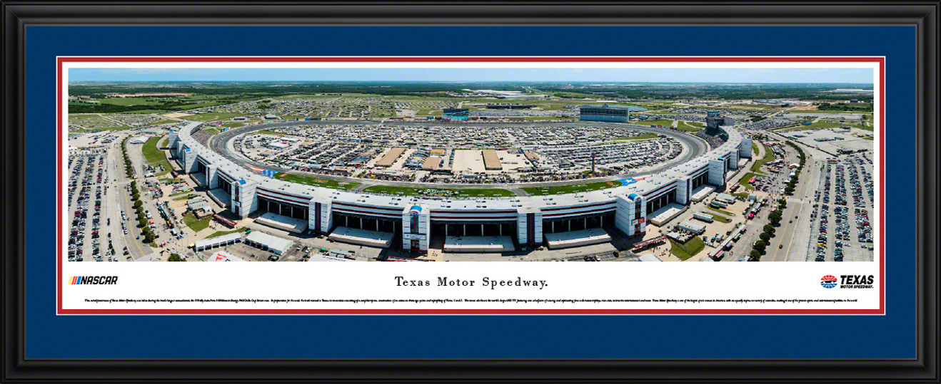 Texas Motor Speedway Panoramic Picture