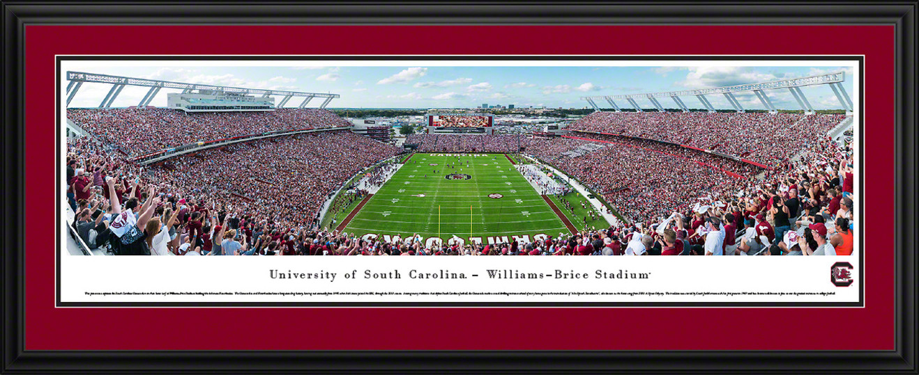 South Carolina Gamecocks Panorama - Williams-Brice Stadium