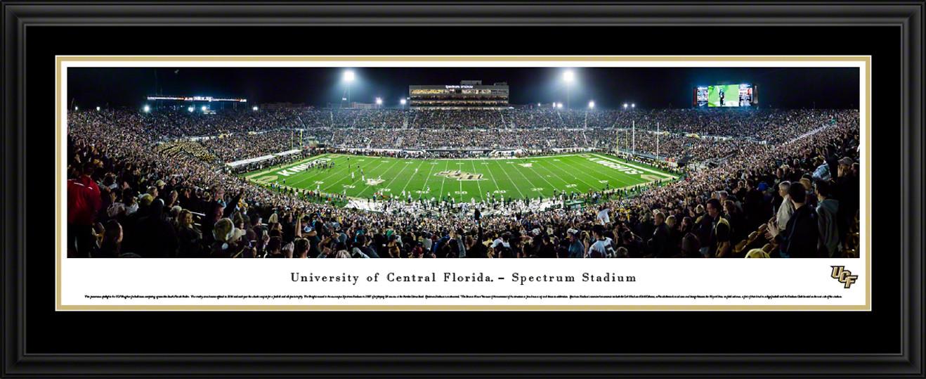UCF Knights Football Panoramic Picture - Spectrum Stadium