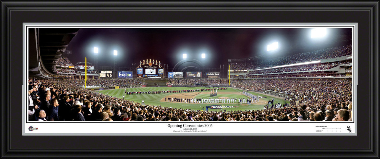 Chicago White Sox Panorama - US Cellular Field MLB Wall Decor