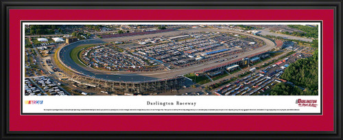 Darlington Raceway Panoramic Picture