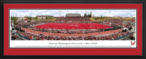 Eastern Washington Eagles Panoramic -  Roos Field Picture