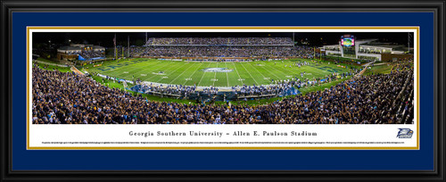 Georgia Southern Eagles Panoramic Picture - Paulson Stadium